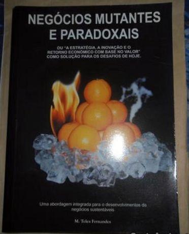 Livro: Negócios Mutantes e Paradoxais
