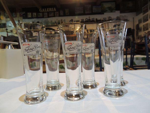 Kolekcja szklanek pokali do piwa - są różne rodzaje 12 zł za 6 sztuk