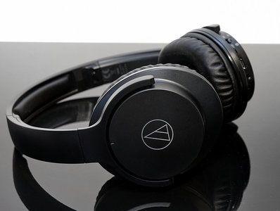 słuchawki bezprzewodowe Audio-Technica ATH-ANC500BT