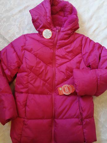 Куртка на девочку р. 134-140