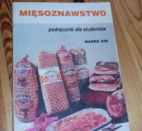 mięsoznawstwo podręcznik