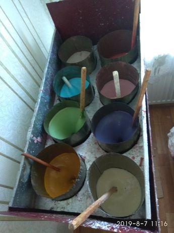 Продам обладнання для виготовлення різьблених свічок