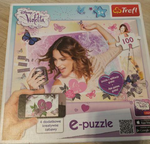 Puzzle Violetta 100 szt.