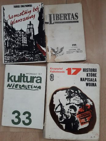 Kultura niezależna, nr 33. Wrzesień '87.