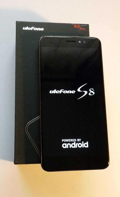 Telefon Ulefone S8 Pro - jak nowy