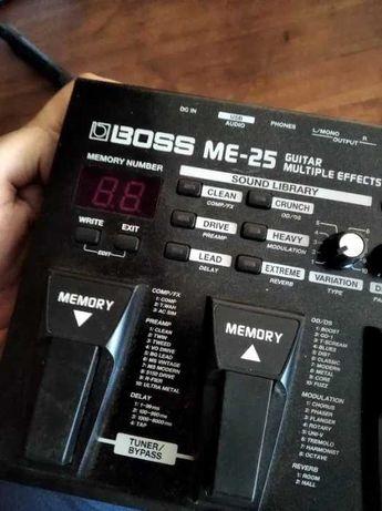 Процессор Boss me25