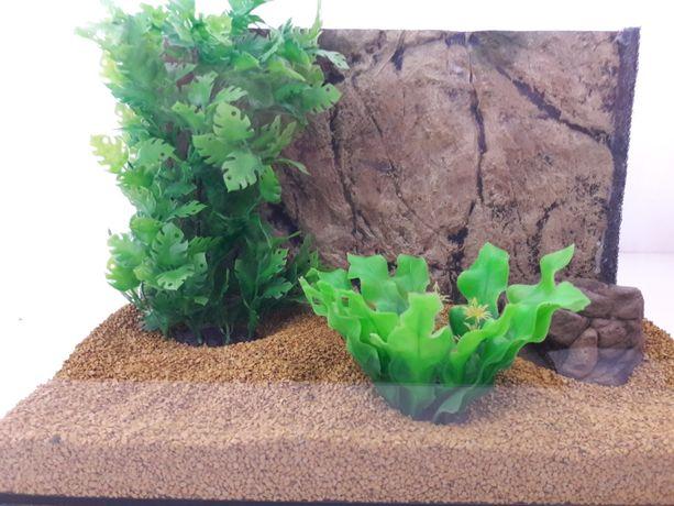 Zestaw dekoracyjny do akwarium 40x25cm