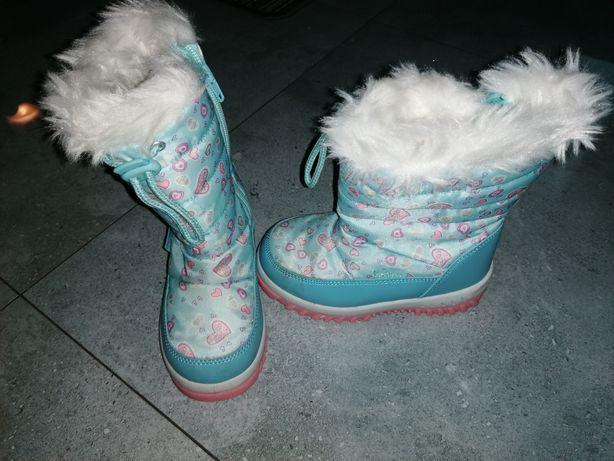 Śniegowce stan idealny Cortina 28