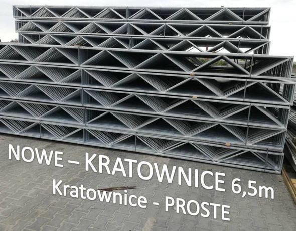 NOWE Kratownice dzwigary legary 6,5m konstrukcja wiata garaż dach