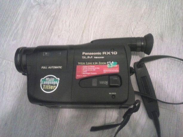 Kamera filmowa VHS Canon