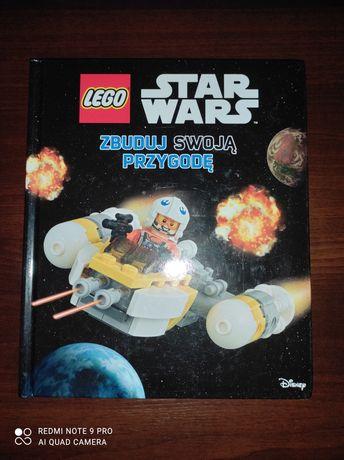 Książka LEGO star wars