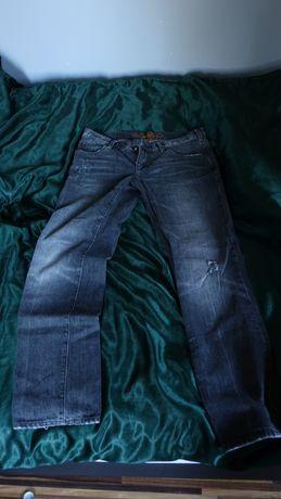 DC shoes spodnie rozm 30 bdb
