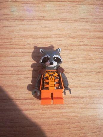 LEGO MARVEL Super Heroes. Rocket Racoon. Strażnicy z Galaktyki. 76020.