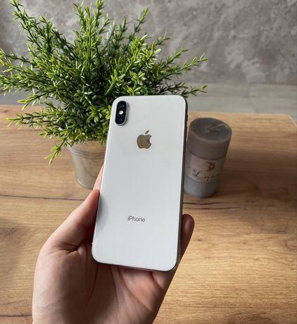 Iphone X 64gb. Silver Магазин! Обмен!