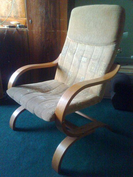 dwa fotele bujane