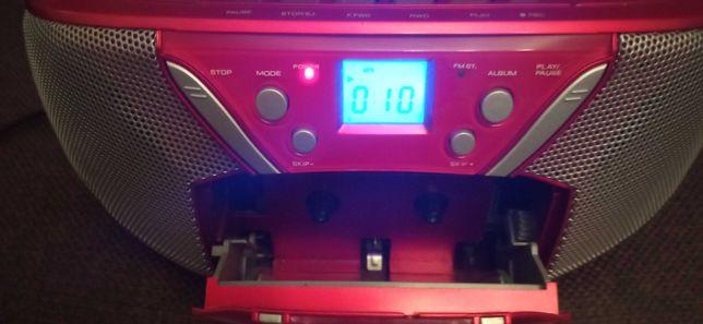 Telefunken Radio magnetofon CD USB MP3