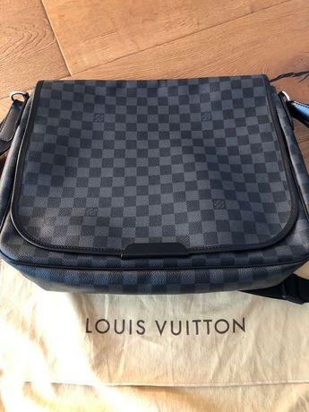 Louis Vuitton Mala Messenger tamanho grande GM Original