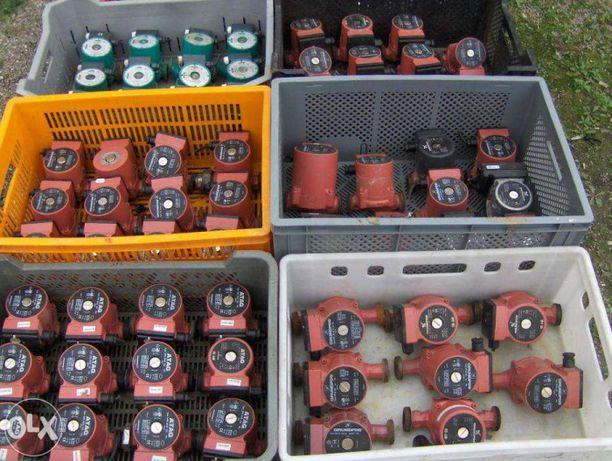 Pompa CO Grundfos UPS 25-40 UPS 25-50 Wilo Bosch Vaillant SOLAR