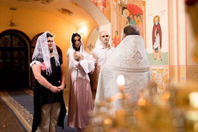 Фотограф на крестины крещение детский фотограф киев