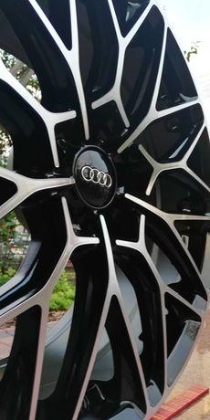 "Nowe! Felgi 18"" 5x112 Audi S-Line S3 S4 S6 Q3 Q5 C6 C7 B7 B8 B9 VW"