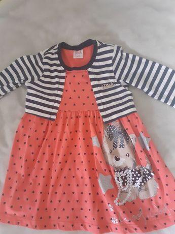 Продам плаття1-2 года