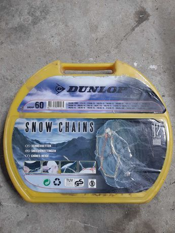 Łańcuchy śniegowe 60 DUNLOP