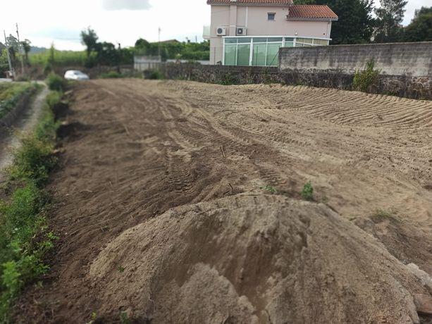 Terreno construção moradia