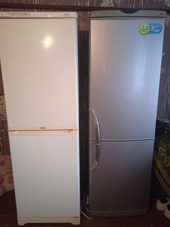 Холодильники. Стинол, LG.