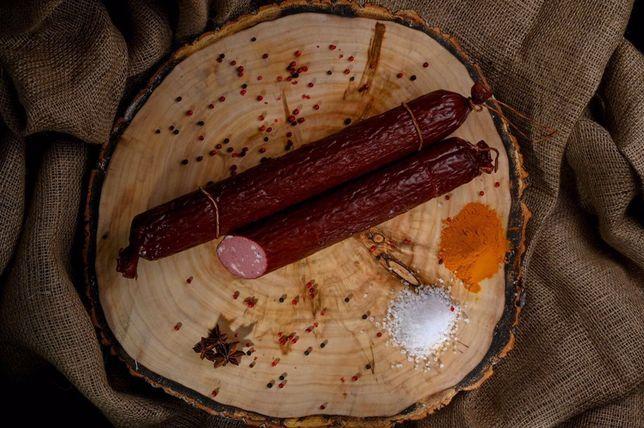 Говяжие колбасы
