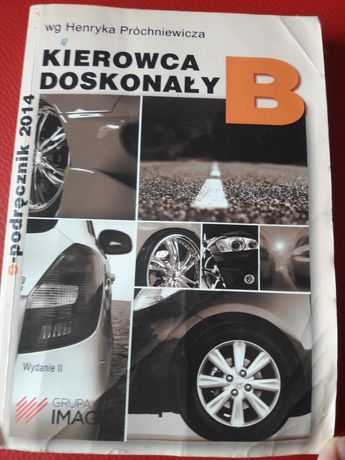 Kierowca doskonały B książka na prawo jazdy ksiązki na kursprawajazdy