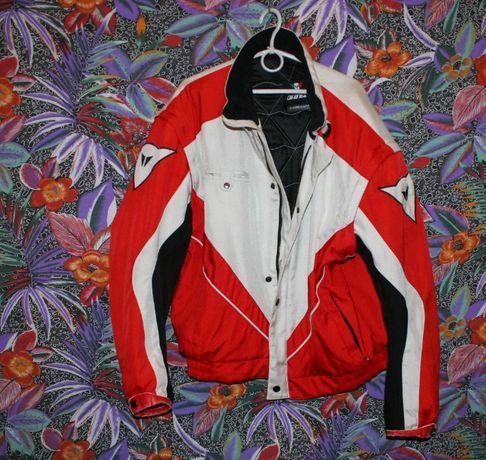 Мотокуртка Dainese,Cordura, куртка,безрукавка 54 размер с защитой