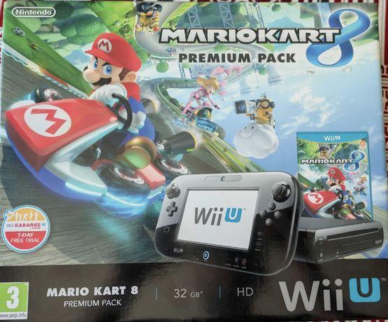 Mario Kart Wii, com 2 jogos em otimo estado
