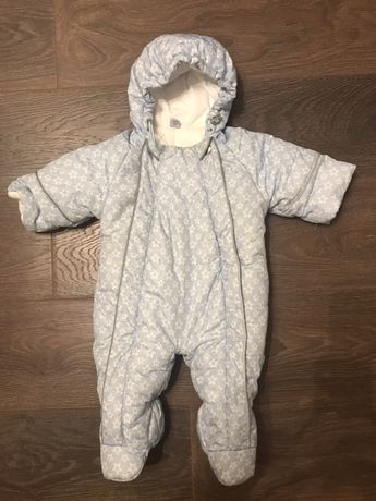 Комбинезон детский «Модный карапуз» размер 62