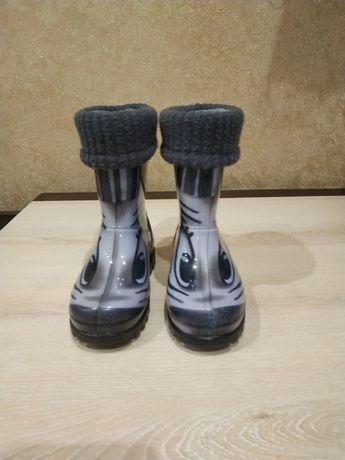 Резинові чоботи для хлопчиків Demar