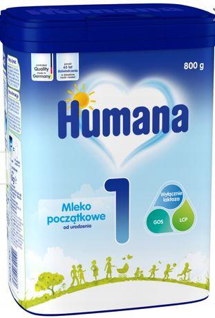 Humana1 молочная смесь