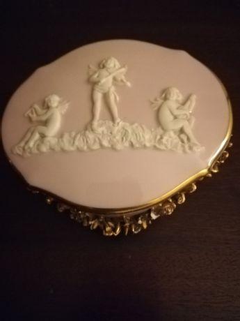 Caixa de porcelana Viana