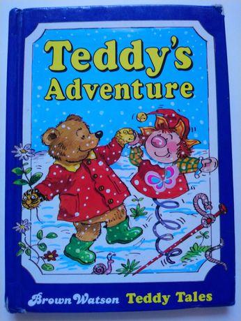 Книга Teddy's Adventure на англійській мові