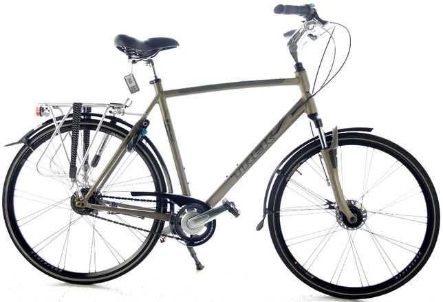 Rower Miejski Męski Trek L600 60 cm
