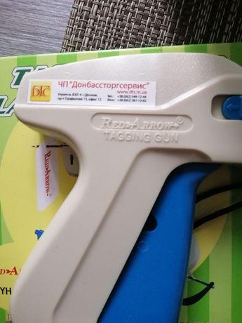 2 пистолета для этикеток