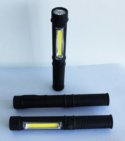 Canetas-lanternas COB LED (NOVAS)