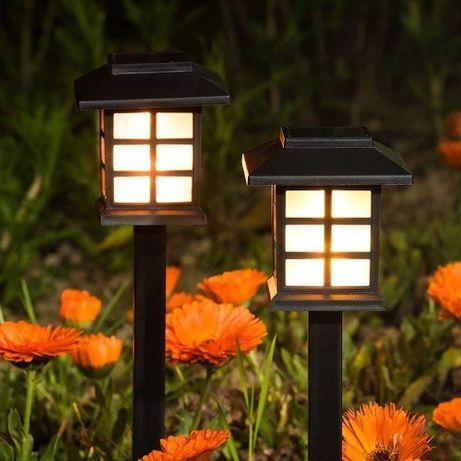Садовые светильники на солнечной батарее CAB121(Домик)
