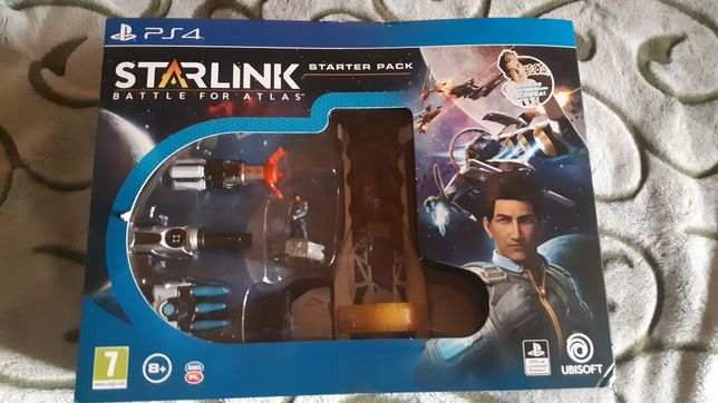 NOWA gra Starlink starter na PS4