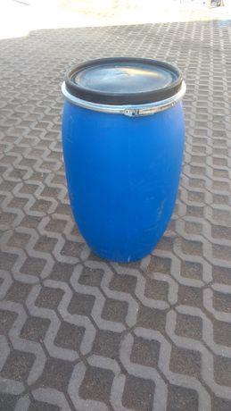 Beczka plastikowa 120l