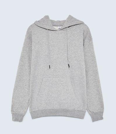 Nowa bluza z kapturem Zara meska dresowa szara tommy calvin superdry