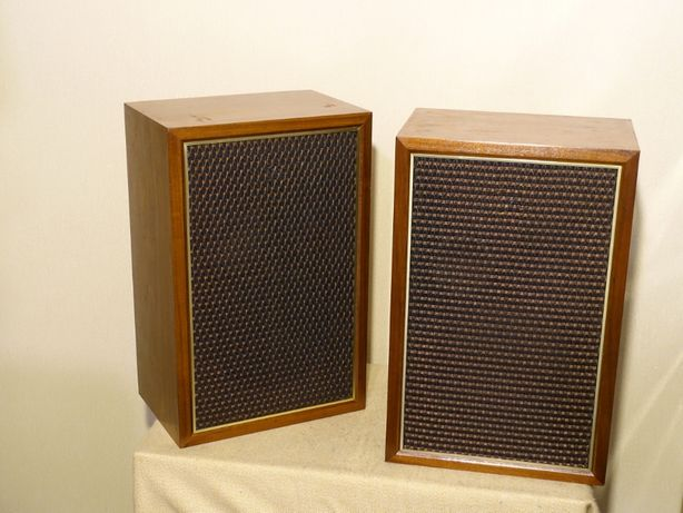 Редкая красивая японская HI-FI акустика 70-х SILVER SX-66 (25Вт/8Ом)