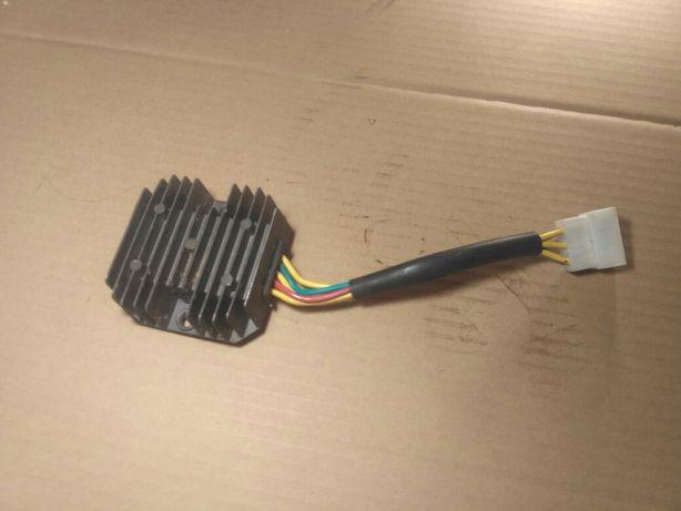 Regulator napięcia Yamaha TDM 850 5 pinów