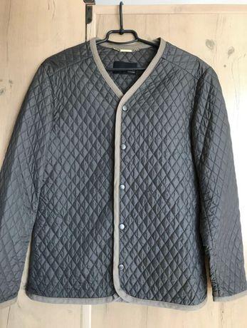Легкая стеганная курточка Zara p. M