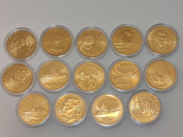 2013r. 2zł GN komplet 14 monet
