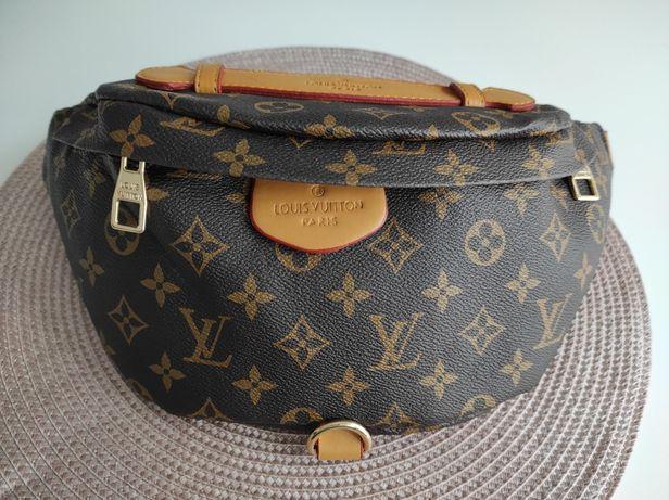 Nerka Louis Vuitton Skórzana