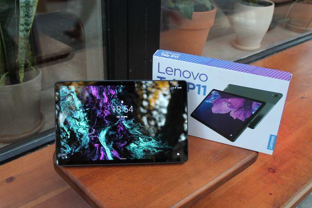 Планшет Lenovo Tab P11 LTE 128GB гарантия от Citrus, чехол в подарок